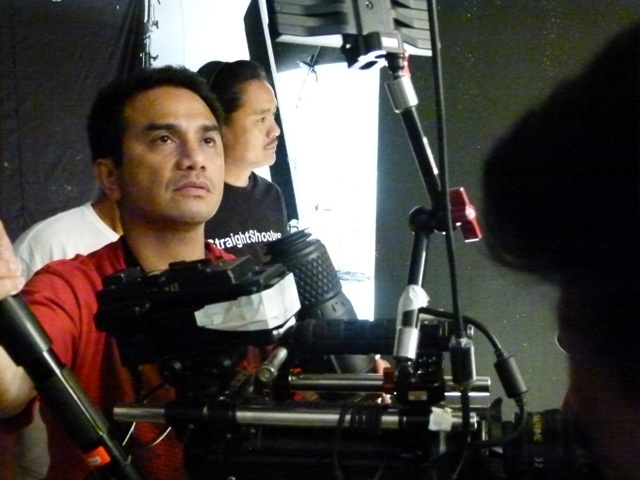 Vonage TV spot production in Manila