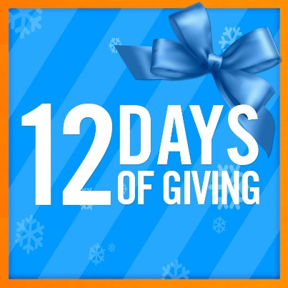 12 Days of Giving Vonage Facebook Sweepstakes